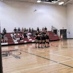 Cicero Preparatory Academy Girls Middle School Volleyball MS B Team beat Arete Prep 2-0