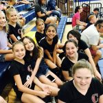 Cicero Preparatory Academy Girls Middle School Volleyball MS C Team Black ties GPA, ANP, TVP1, SPA2 0-0