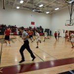 Boys Varsity Basketball beats Foothills Academy 63 – 41