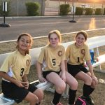 Girls Middle School Soccer falls to Arete Preparatory Academy 5 – 1