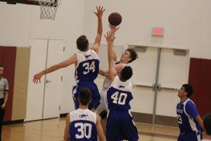 Boys Varsity Basketball 43-35 OT Win vs. Berean Academy 2/2/18