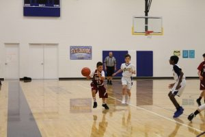 All MS Basketball vs. Lincoln Prep