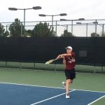 Coed Varsity Tennis falls to Basis Peoria 6 – 3