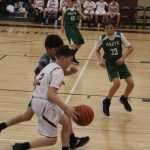 MS Basketball vs. Arete Prep 3/7/18