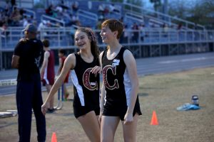 MS Track and Field 3/22/18