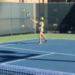 Coed Middle School Tennis beats Scottsdale Preparatory Academy 6 – 3