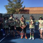 Coed Middle School Tennis beats Anthem Preparatory Academy 6 – 4
