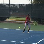 Coed Varsity Tennis beats Jones-Gordon School 7 – 0