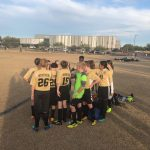 MS Soccer Falls at Lincoln