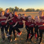 MS Softball Gets First Win Streak