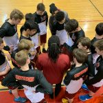 Centurions Men's Basketball-Four Games in Four Days
