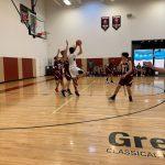 JV Basketball Falls To Trivium