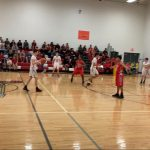Varsity Boy's Basketball Suffers Loss