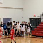 JV Boy's Basketball Wins OT Thriller