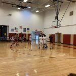 JV Boy's Basketball Wins Big