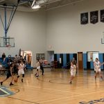 Varsity Girl's BB Falls to Veritas