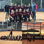 Pictures of the softball team.