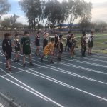 MS Track Shows Well in GHMSL Meet #2