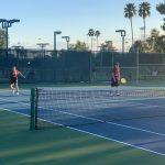Varsity Tennis vs Rancho Solano