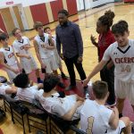 MS Boy's Basketball Sweeps Arete