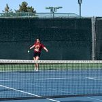 HS Tennis Falls to SPA