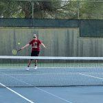 HS Tennis vs Coronado