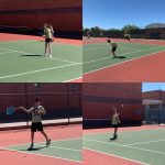 MS Tennis Results vs Scottsdale Prep