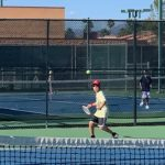 MS Tennis vs Lincoln