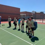MS Tennis Wins at North Phoenix Prep