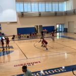 HS Volleyball Falls at SCA & PCDS