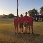 MS Golf Competes at Shalimar