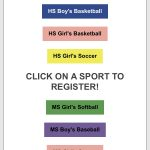 Winter Sports Sign-Ups Now Open