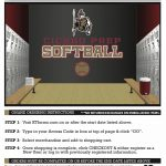 MS Softball Spirit Store Now Open
