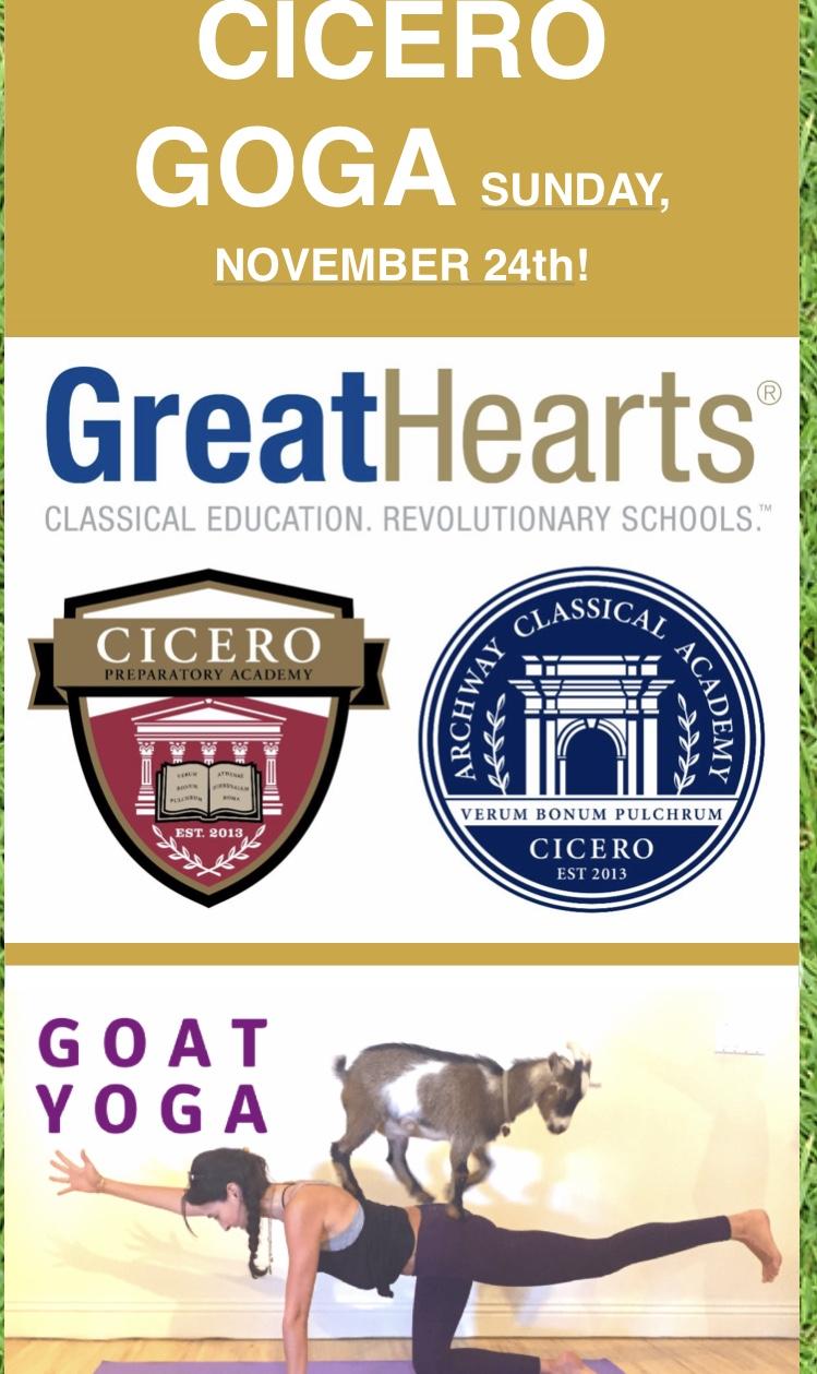 Cicero GOGA 2019 -Tax Credit Kick-Off