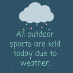 All Outdoor Sports Xcld Today Tuesday Nov. 19th