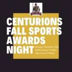 Cicero Prep Fall Sports Awards announcement.