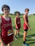 xc male runners