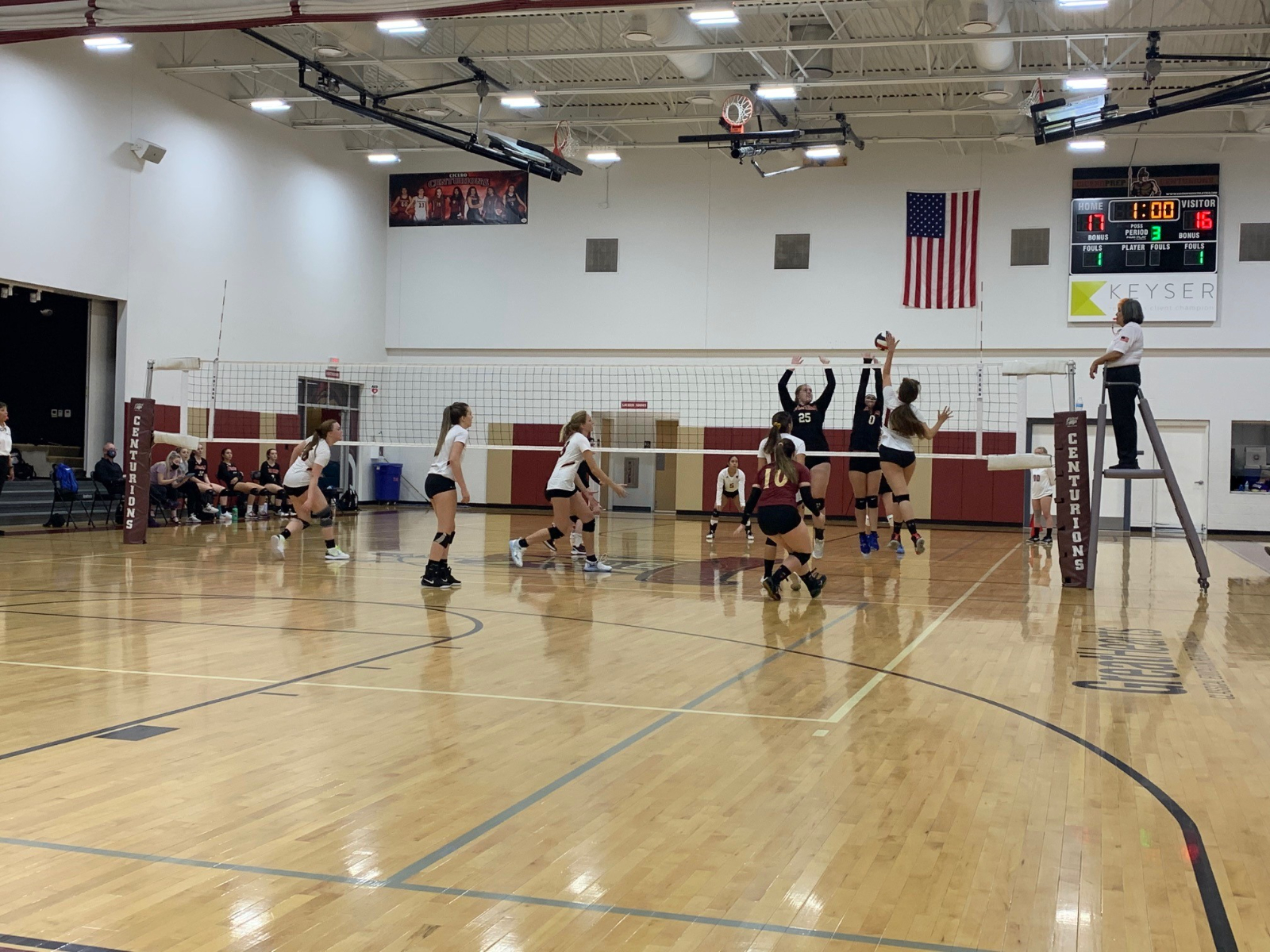 HS Volleyball Results