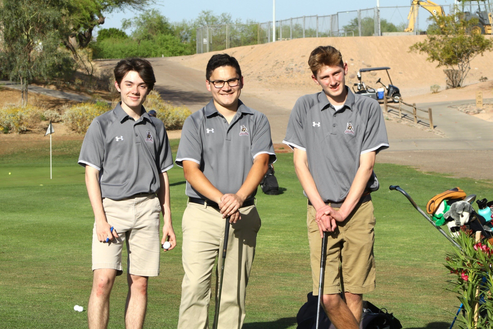 Final HS Golf Match – Metro Invitational 5/1