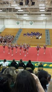 MSHS Competitive Cheer