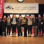 Girls Alpine Skiing Wins Fourth Straight MHSAA Division 1 State Championship!