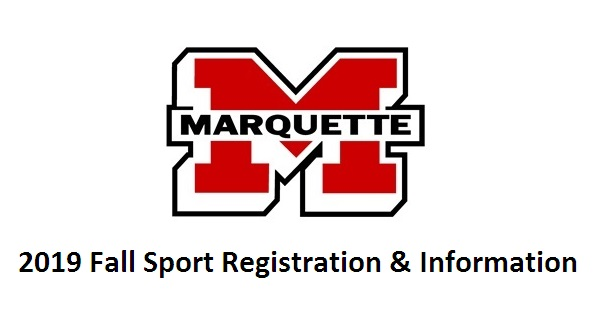 Fall 2019 Registration Information and Start Dates