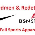 Fall Sport Apparel Stores Now Open!