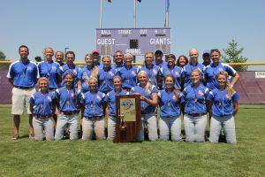 Softball State Champions