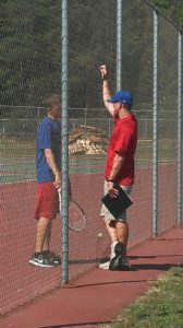 2013 Boys Tennis