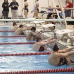 Boys' Swim Season Begins