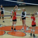 Volleyball Starting off the Season with a Scrimmage Tonight!