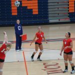 Volleyball Season in High Gear!