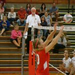 Volleyball Still Improving