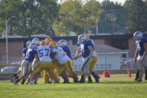 Freshmen Football vs. Crawfordsville